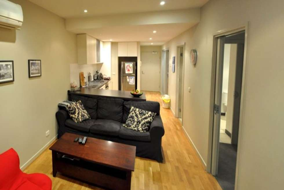 Second view of Homely apartment listing, 402/99 Nott Street, Port Melbourne VIC 3207