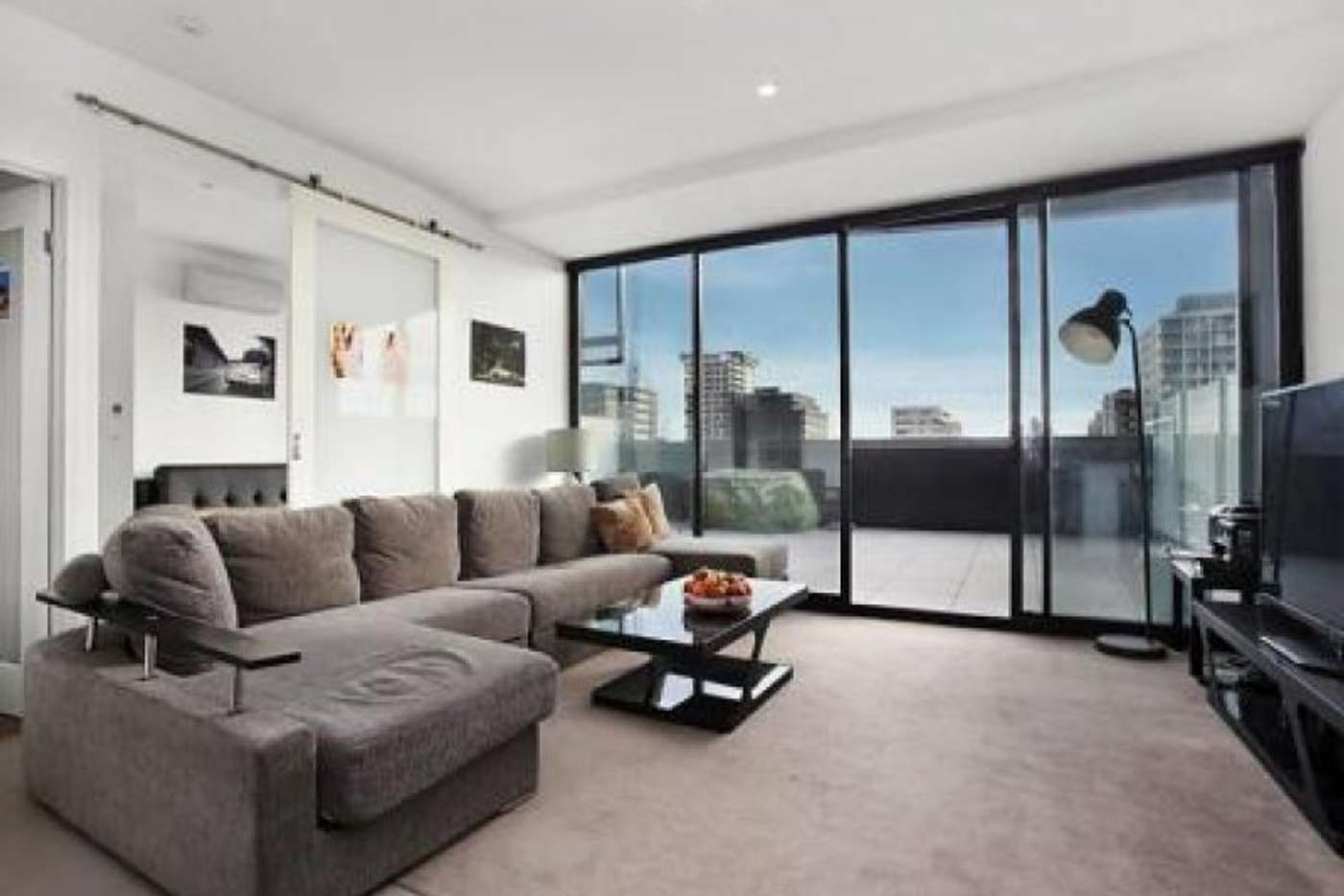 Main view of Homely apartment listing, 607/35 Malcolm Street, South Yarra VIC 3141
