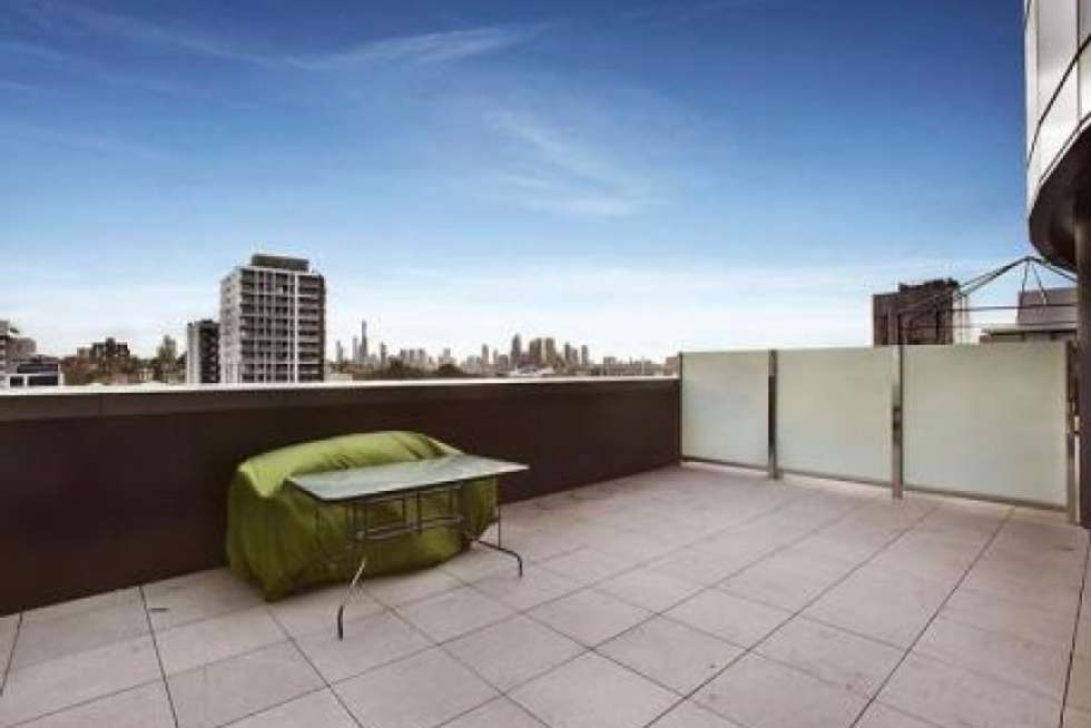 Second view of Homely apartment listing, 607/35 Malcolm Street, South Yarra VIC 3141