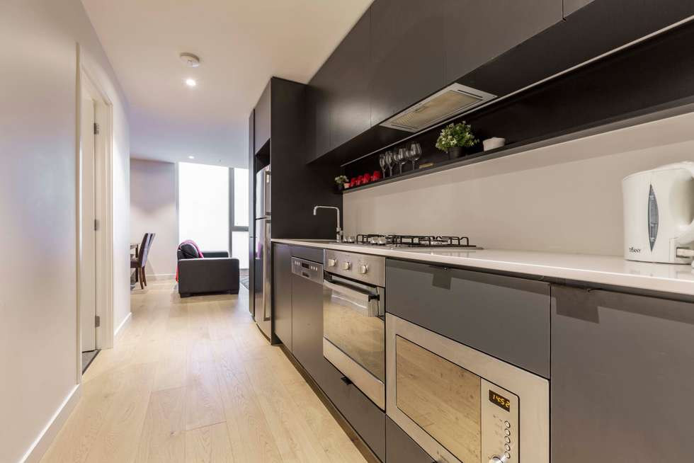 Third view of Homely apartment listing, 3 Brewery Lane, Collingwood VIC 3066