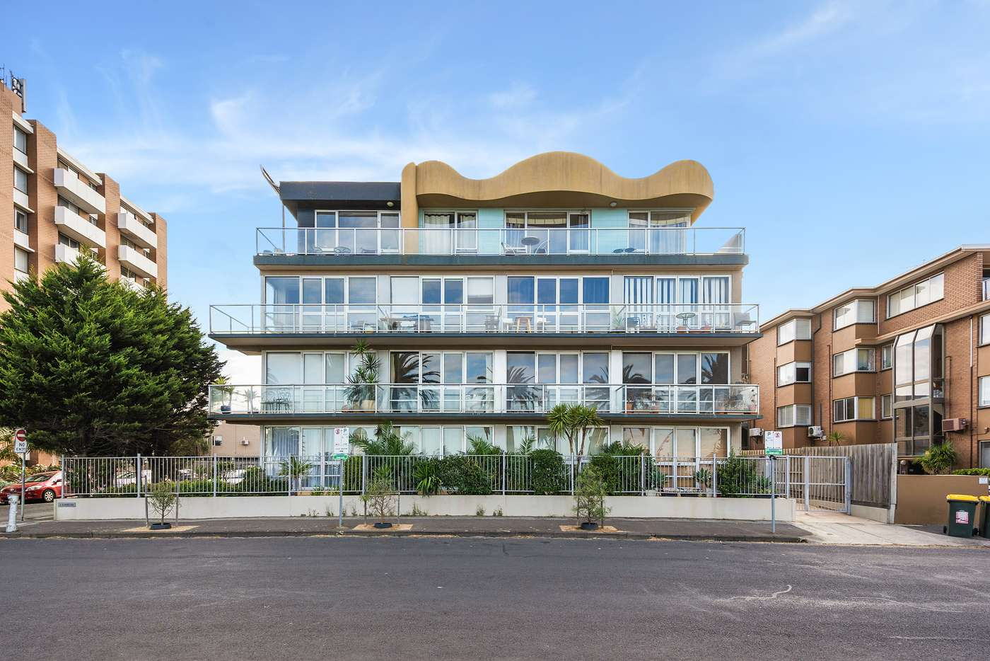 Main view of Homely studio listing, 11/4 Alfred Square, St Kilda VIC 3182