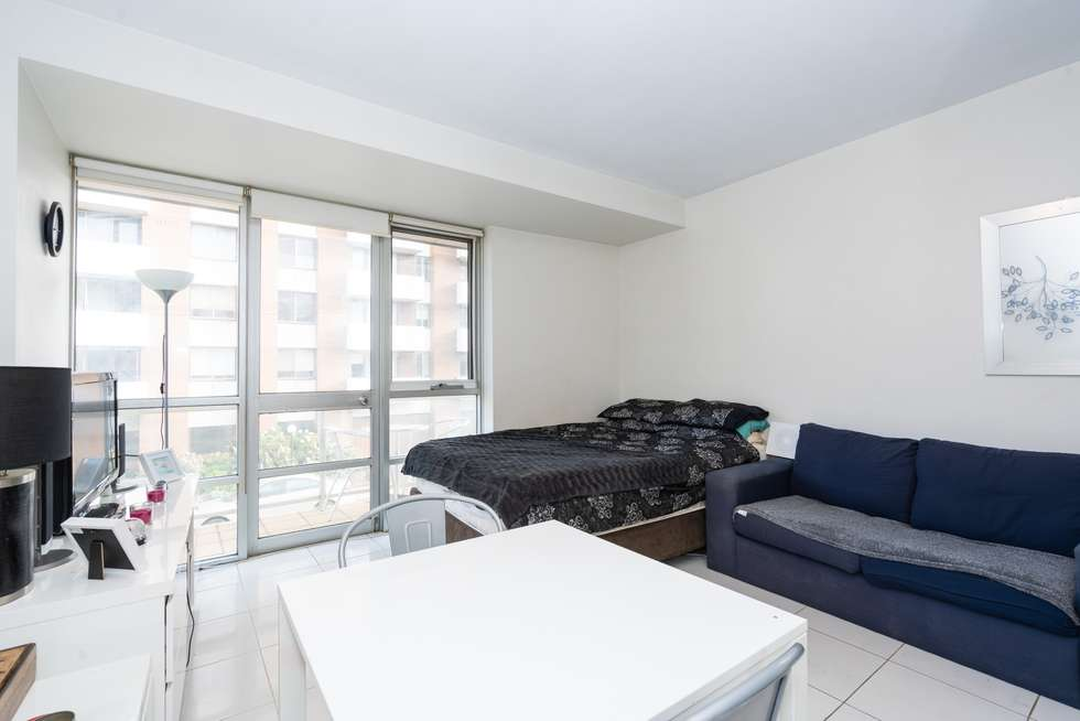 Second view of Homely studio listing, 11/4 Alfred Square, St Kilda VIC 3182