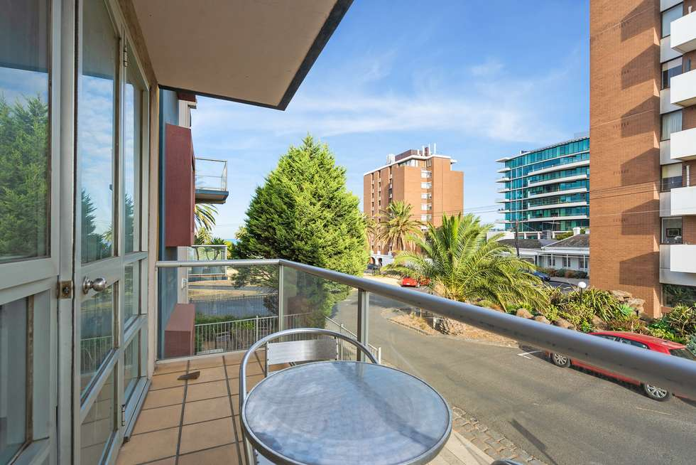Fifth view of Homely studio listing, 11/4 Alfred Square, St Kilda VIC 3182