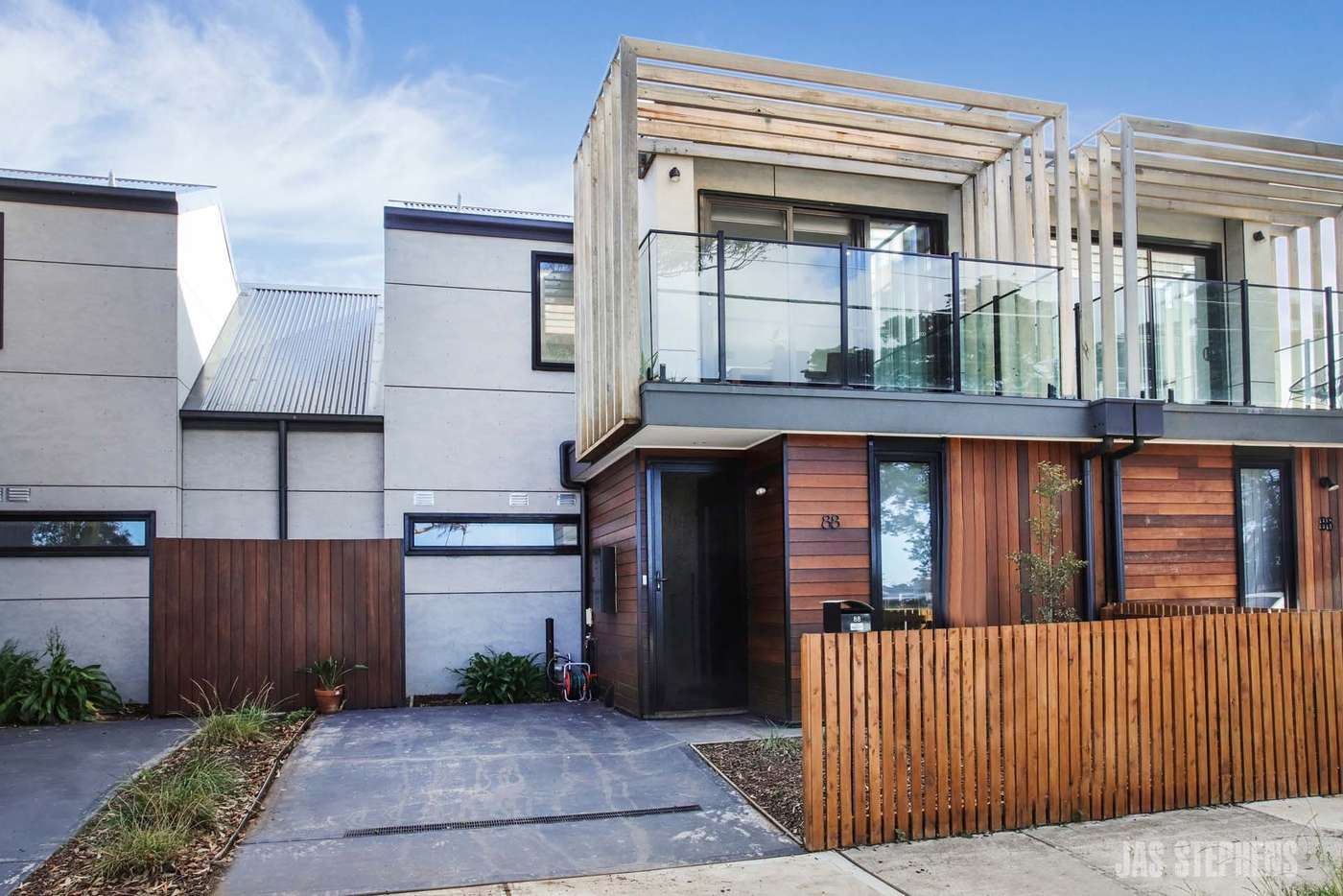 Main view of Homely townhouse listing, 88 Drew Street, Yarraville VIC 3013