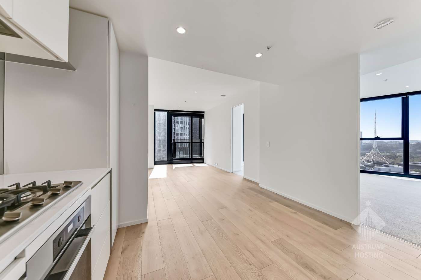 Main view of Homely apartment listing, 2201/18 Hoff boulevard, Southbank VIC 3006
