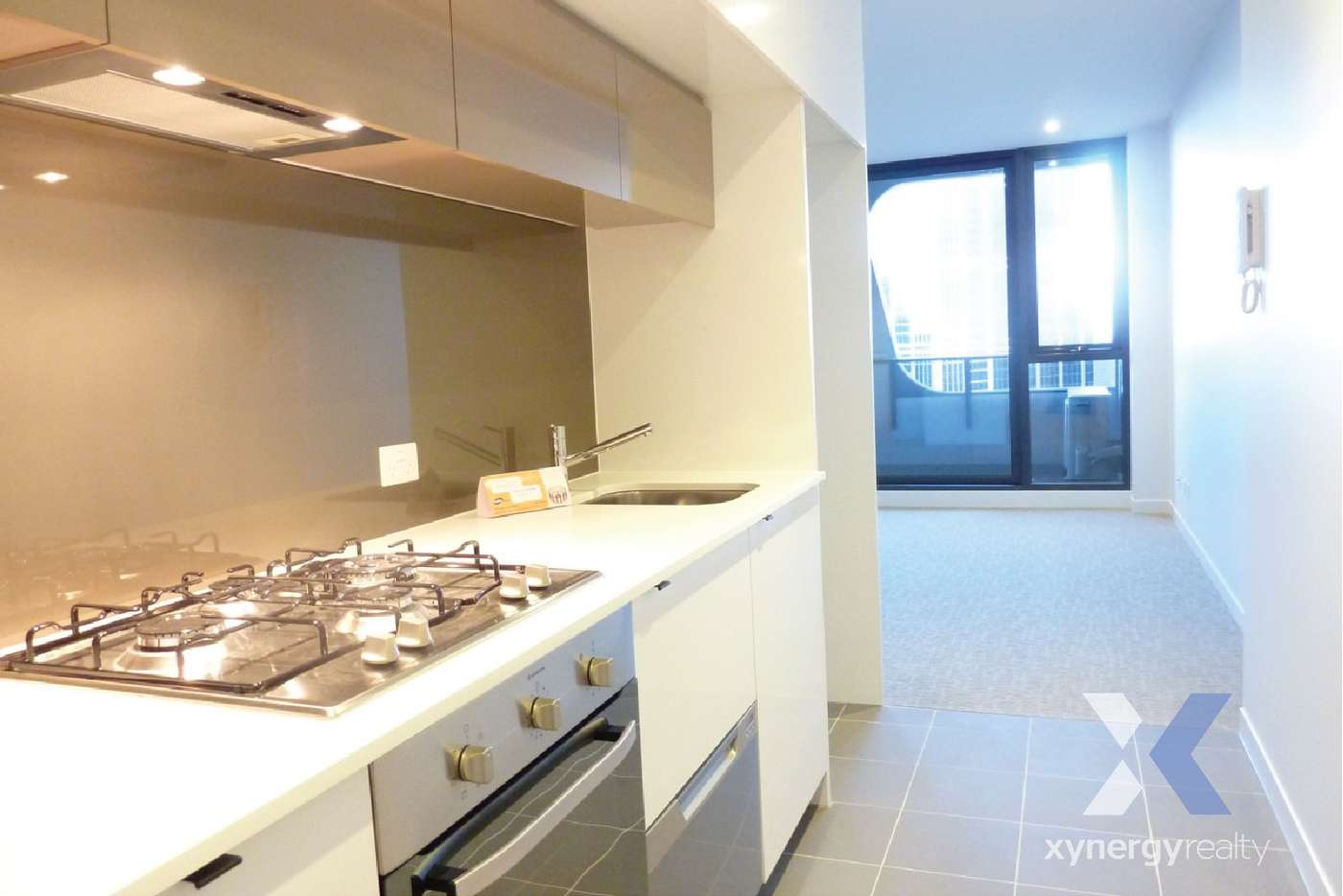 Main view of Homely apartment listing, 1707/80 A'Beckett Street,, Melbourne VIC 3000