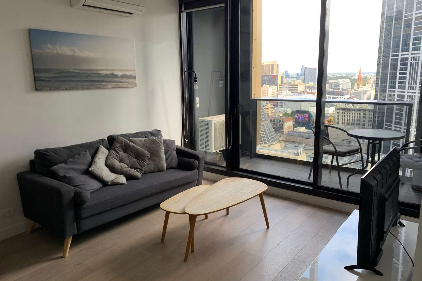 Main view of Homely apartment listing, 2105/81 A'beckett Street, Melbourne VIC 3000