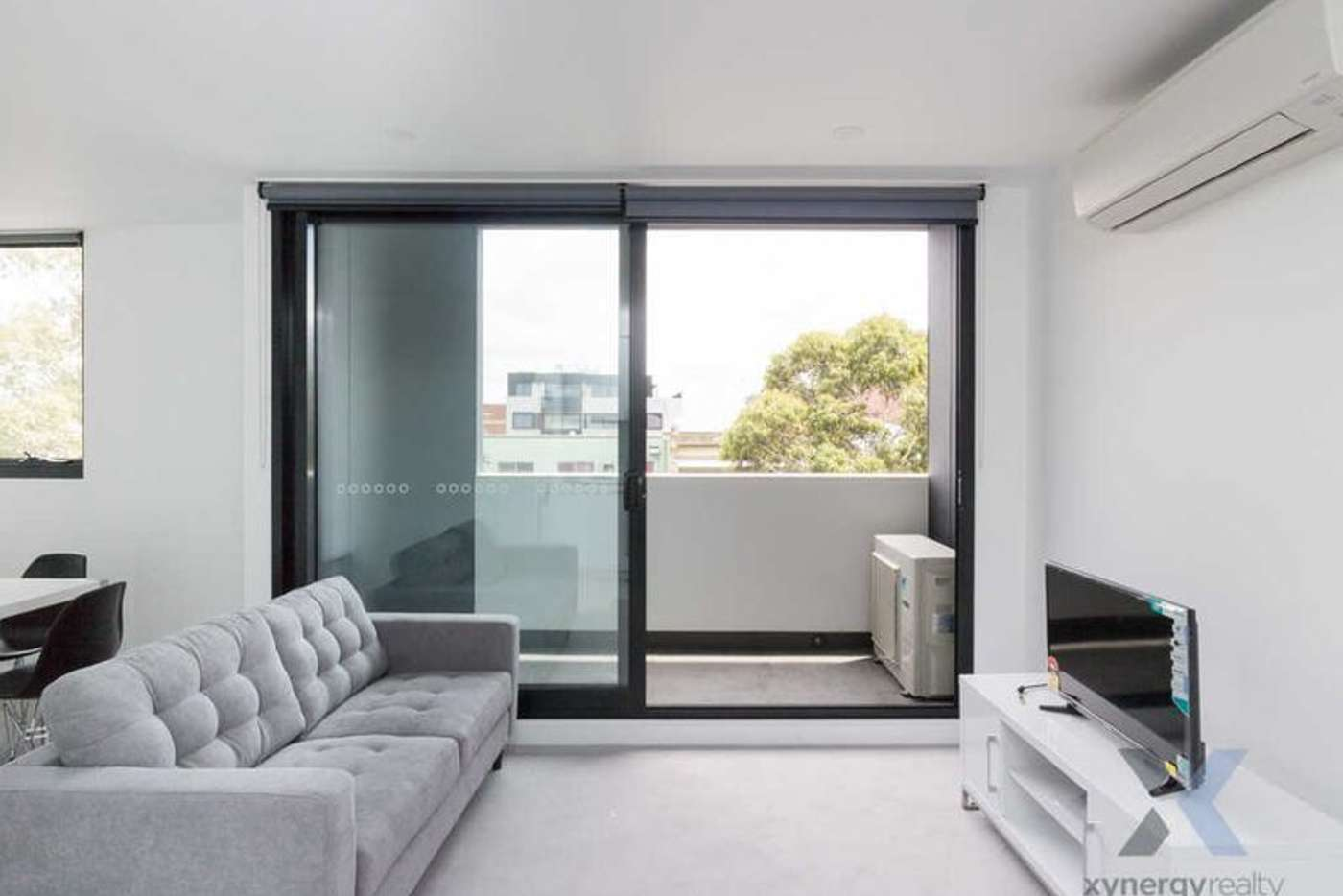 Main view of Homely apartment listing, 202/135 Roden Street, West Melbourne VIC 3003