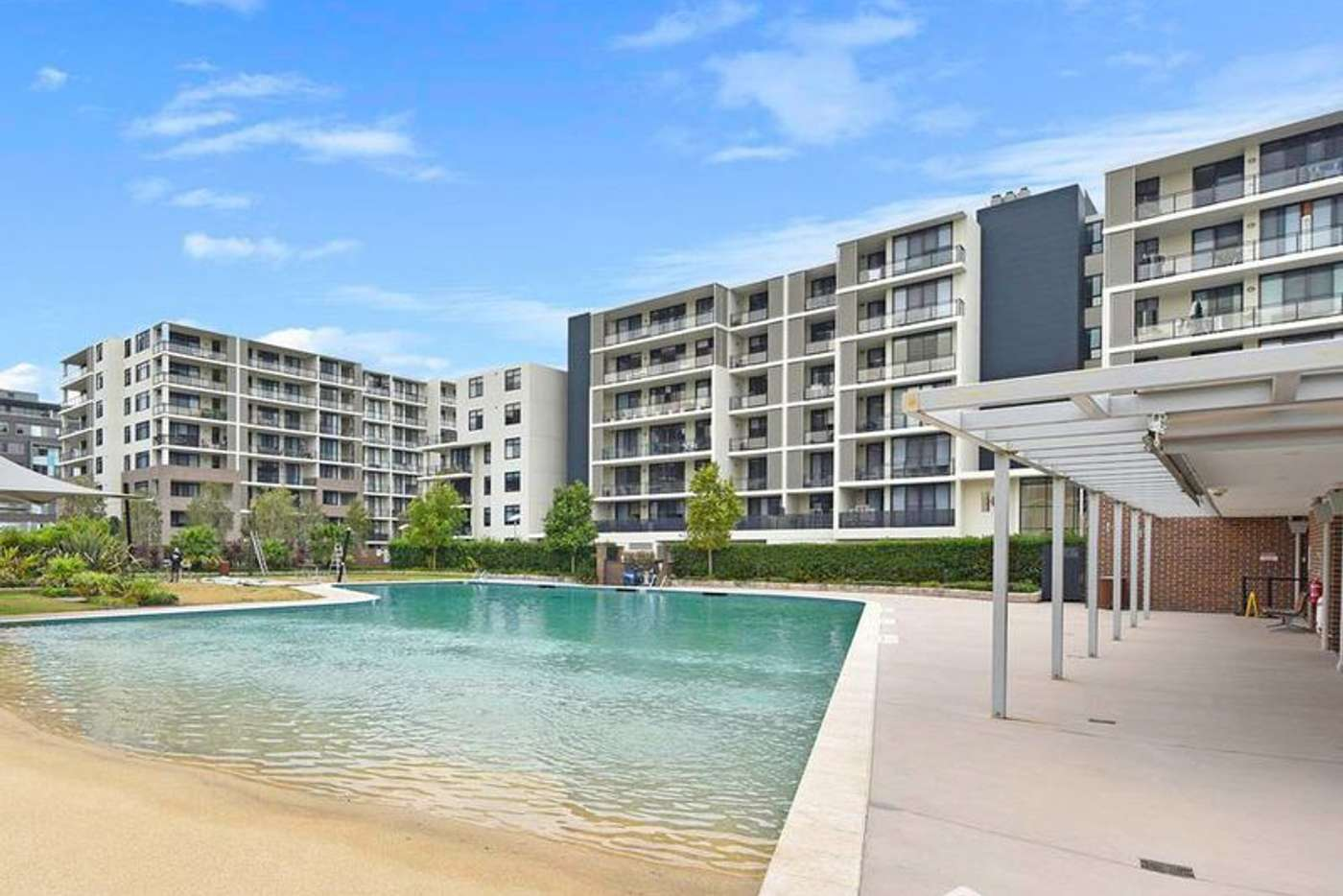Main view of Homely apartment listing, 3 The Piazza, Wentworth Point NSW 2127
