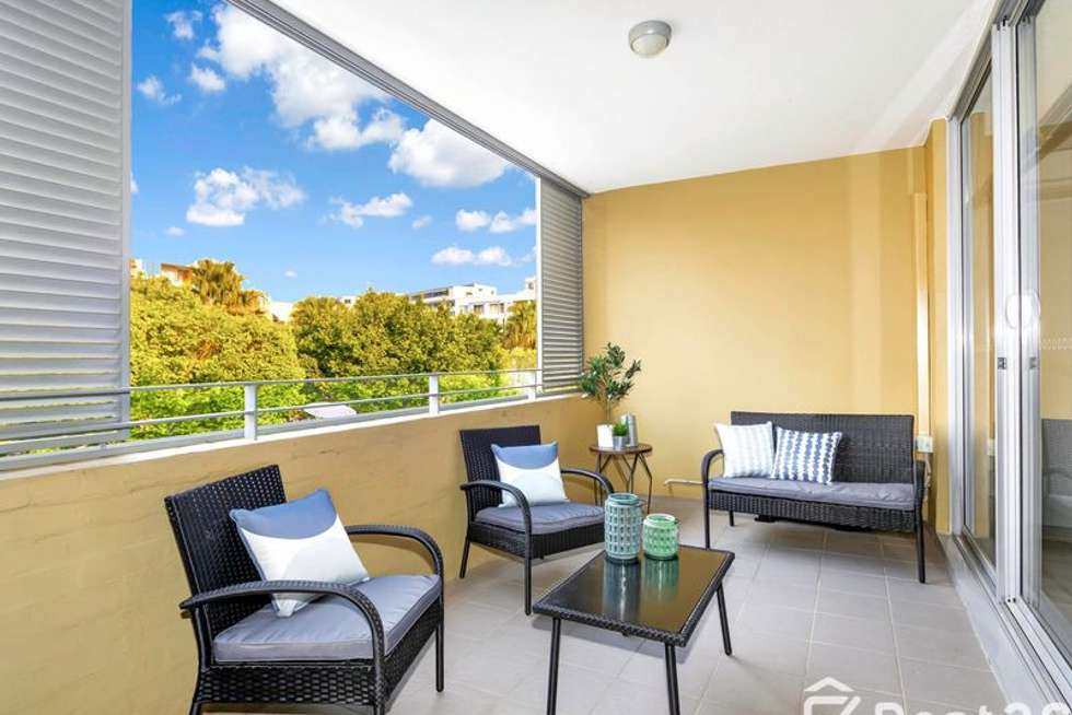 Second view of Homely apartment listing, 3 The Piazza, Wentworth Point NSW 2127