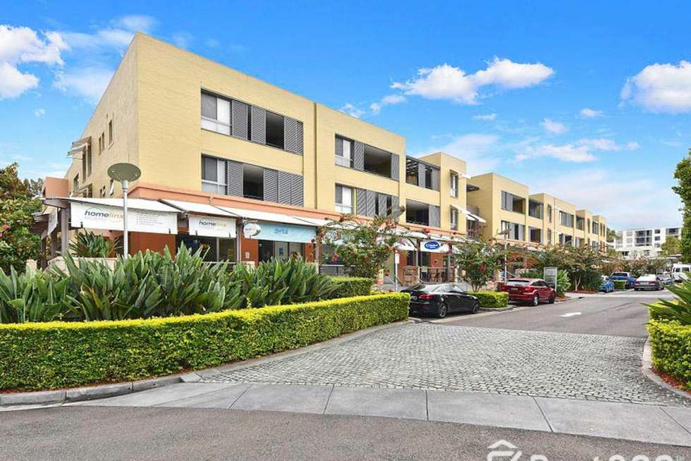 Third view of Homely apartment listing, 3 The Piazza, Wentworth Point NSW 2127