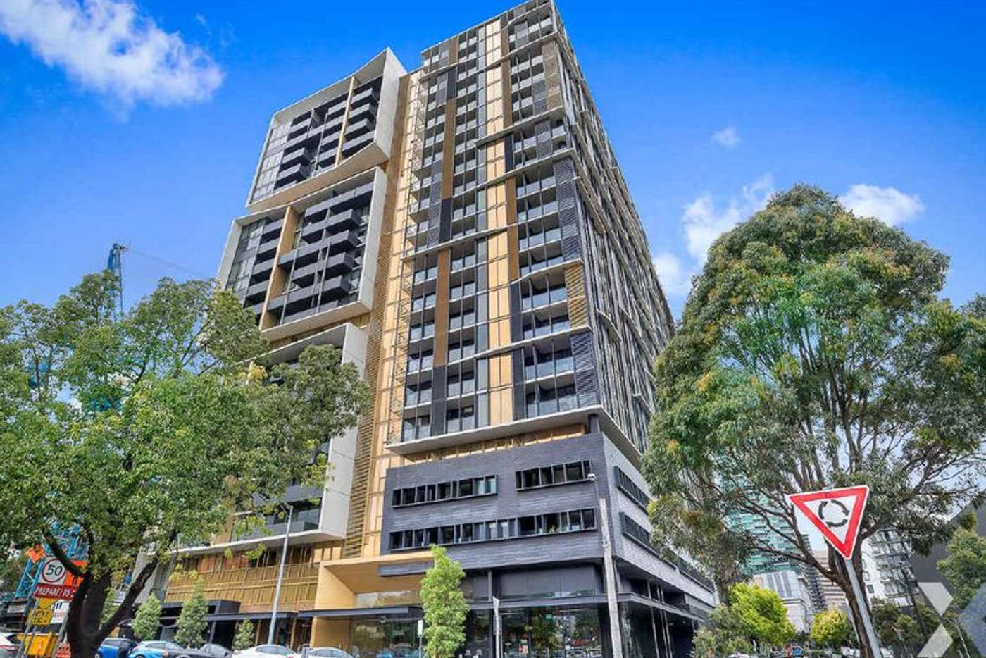 Main view of Homely apartment listing, 1819/39 Coventry Street, Southbank VIC 3006