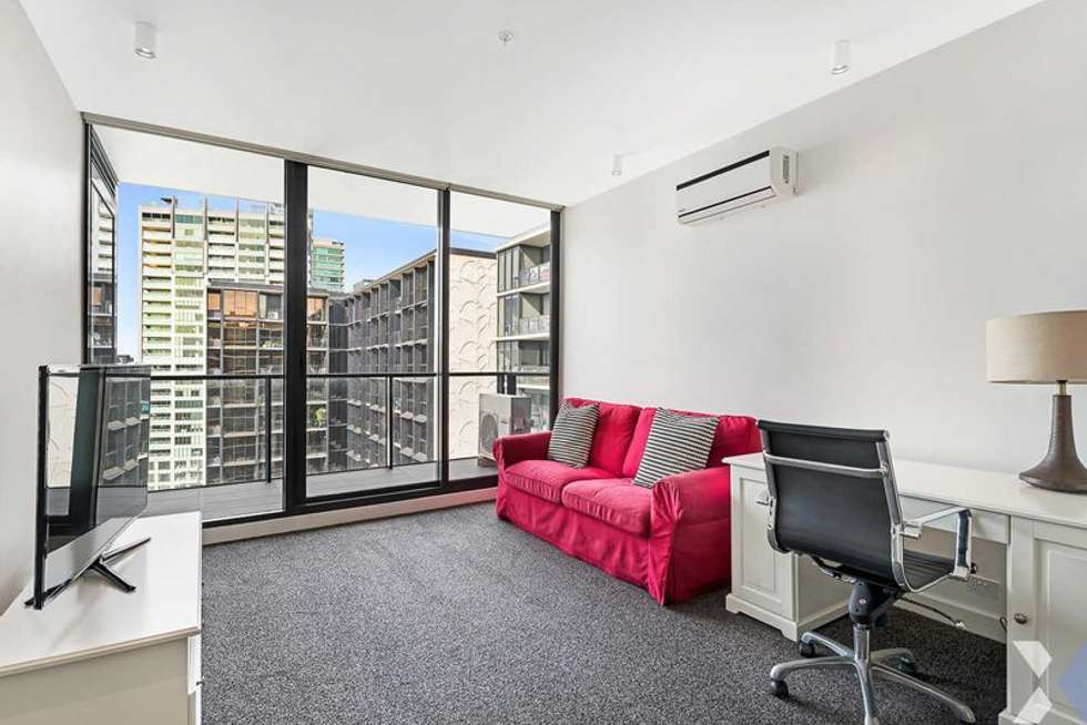 Second view of Homely apartment listing, 1819/39 Coventry Street, Southbank VIC 3006
