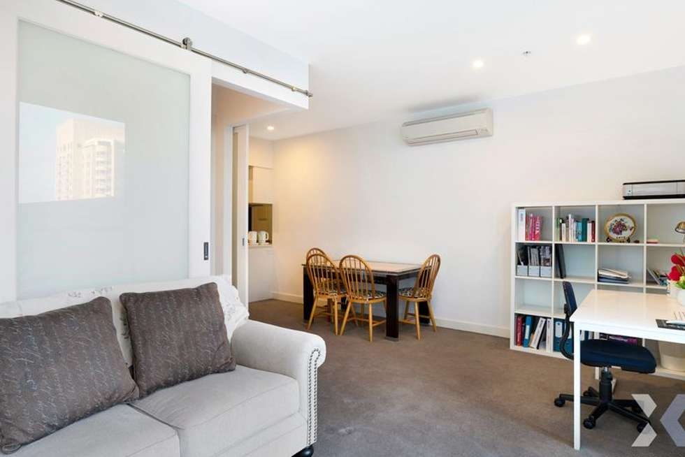 Second view of Homely apartment listing, 301/35 Malcolm Street,, South Yarra VIC 3141