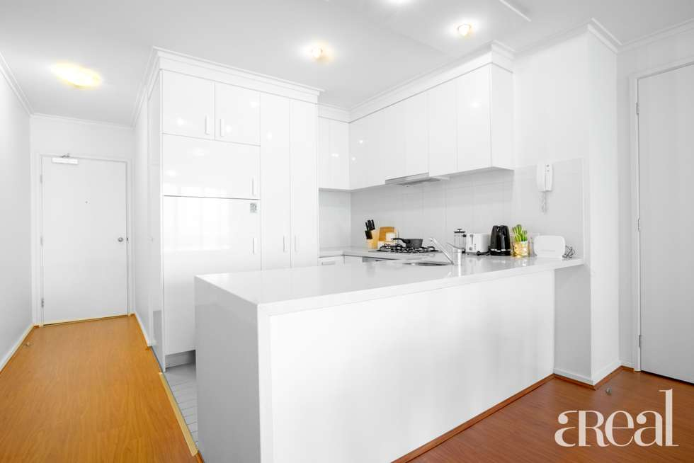 Second view of Homely apartment listing, 1501/63 Whiteman Street, Southbank VIC 3006
