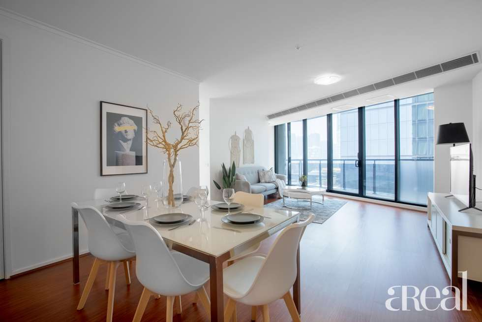 Fourth view of Homely apartment listing, 1501/63 Whiteman Street, Southbank VIC 3006