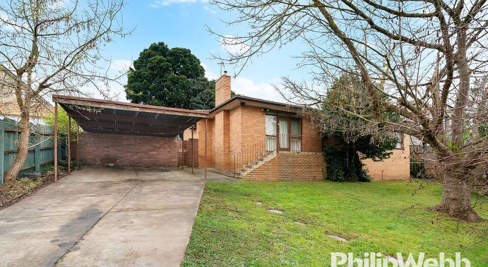 29 The Crest, Bulleen VIC 3105