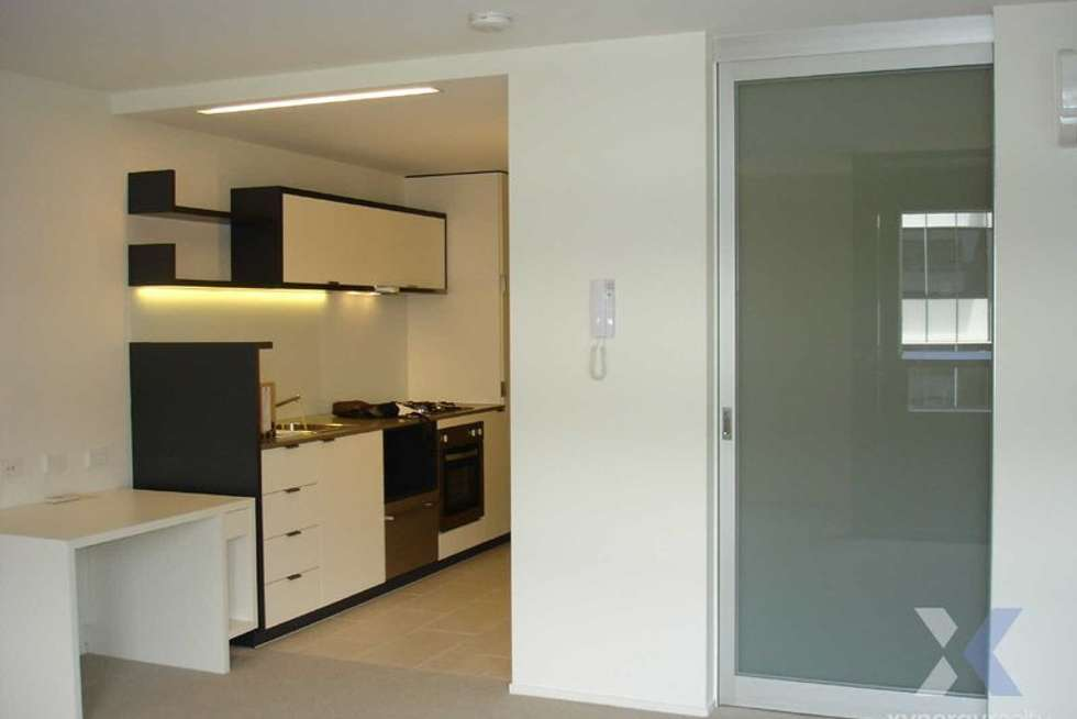 Fifth view of Homely apartment listing, 402/838 Bourke Street, Docklands VIC 3008