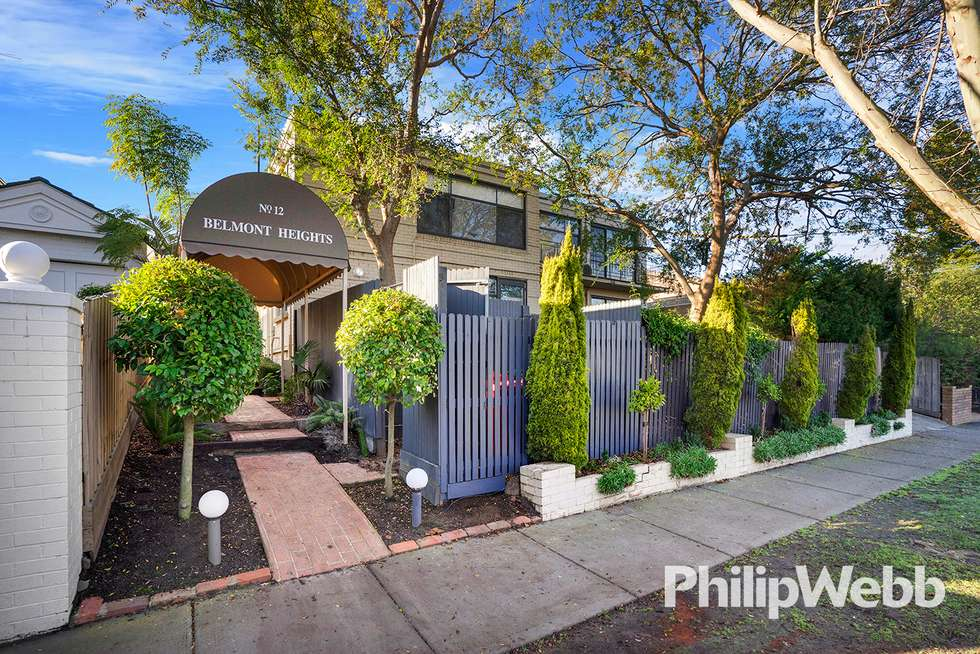Second view of Homely apartment listing, 7/12 Belmont Avenue, Glen Iris VIC 3146