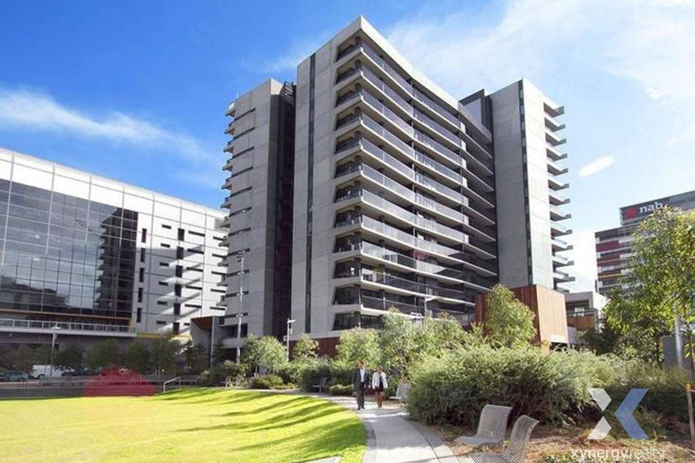 Main view of Homely apartment listing, 705/815 Bourke Street, Docklands VIC 3008