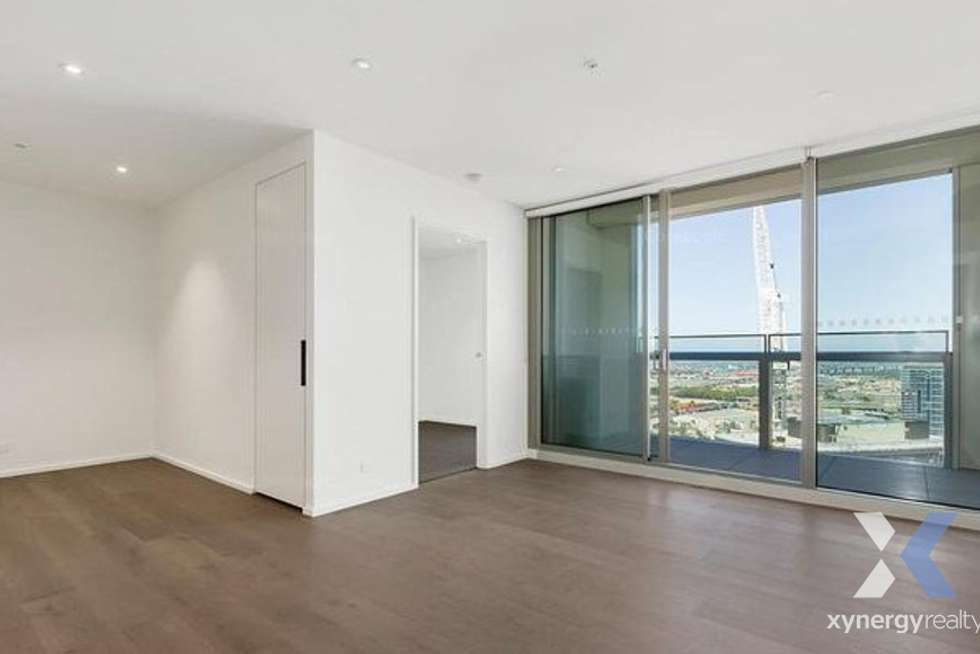 Second view of Homely apartment listing, 3407E/888 Collins Street, Melbourne VIC 3000