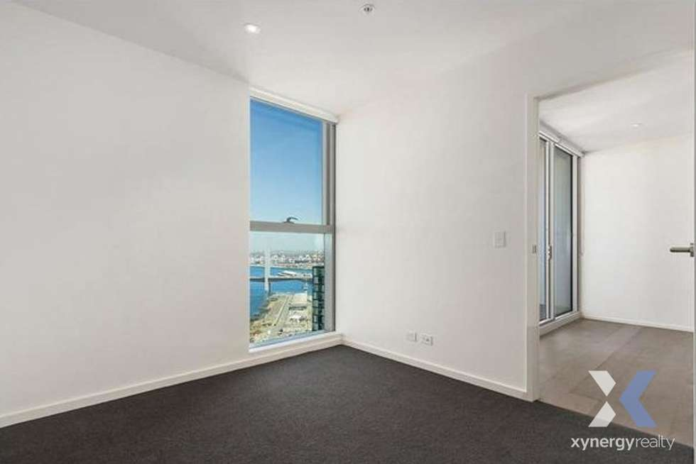 Third view of Homely apartment listing, 3407E/888 Collins Street, Melbourne VIC 3000