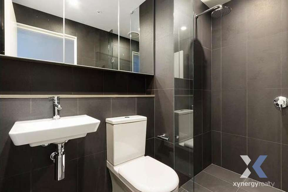 Fourth view of Homely apartment listing, 3407E/888 Collins Street, Melbourne VIC 3000