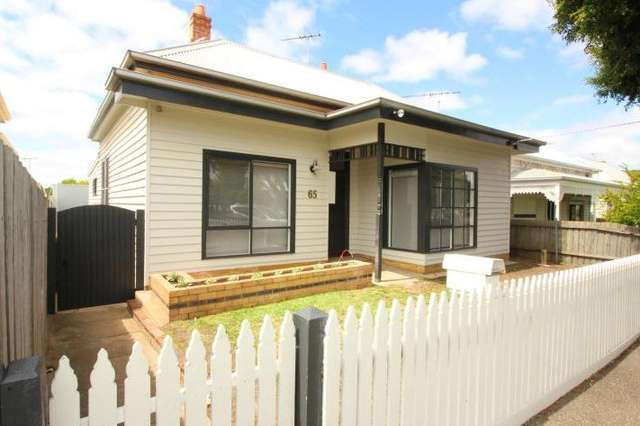 65 Fitzroy Street, Geelong VIC 3220