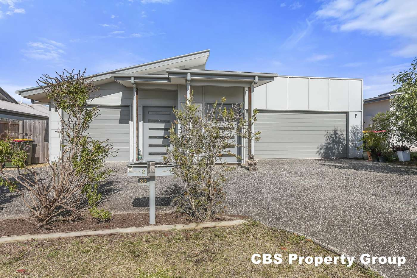 Main view of Homely semiDetached listing, 1 & 2 / 32 Starling Crescent, Peregian Springs QLD 4573