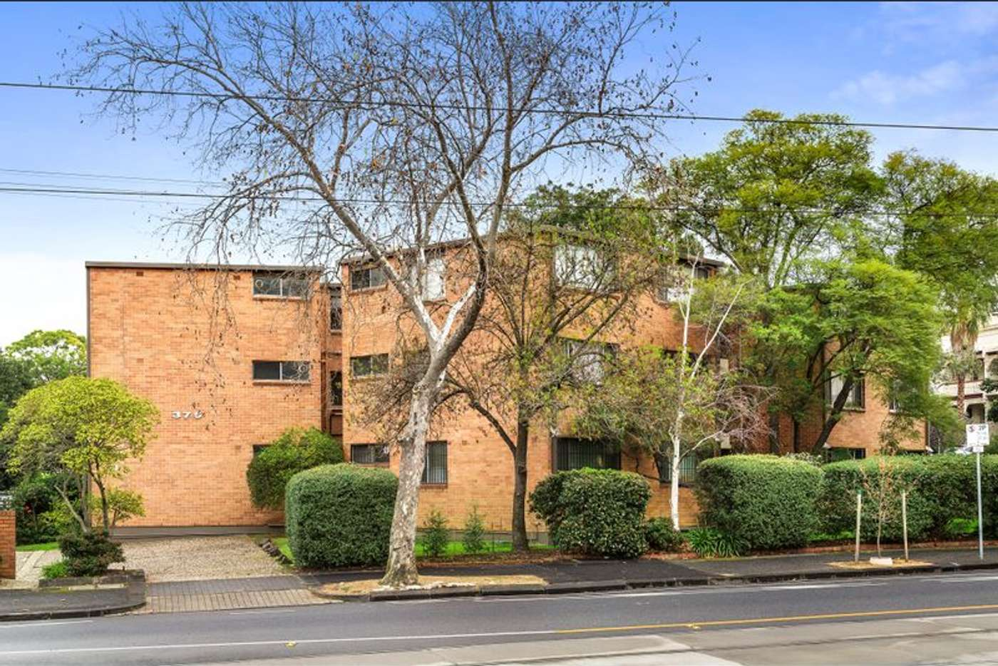 Main view of Homely apartment listing, 12/375 Abbotsford Street, West Melbourne VIC 3003
