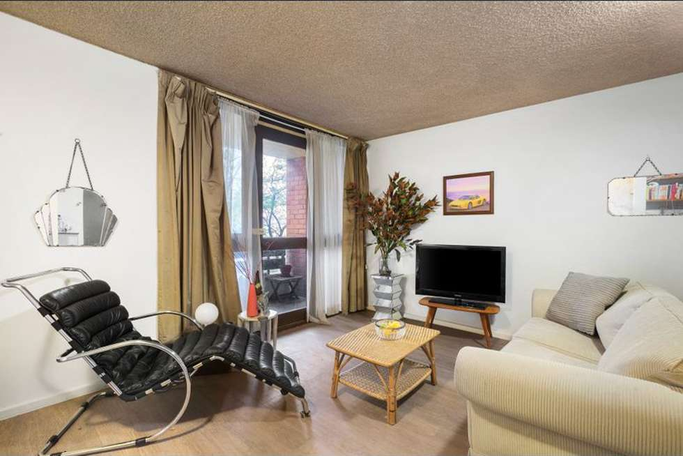 Second view of Homely apartment listing, 12/375 Abbotsford Street, West Melbourne VIC 3003