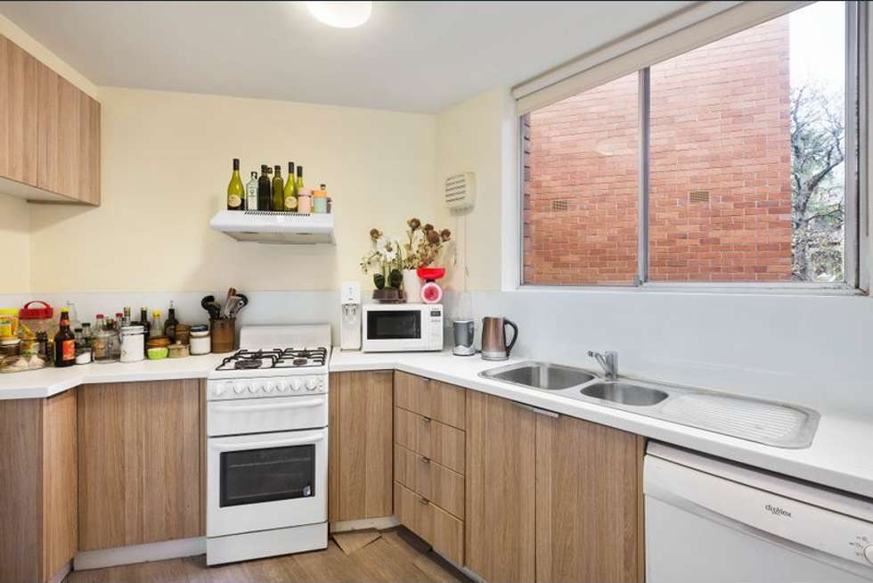 Third view of Homely apartment listing, 12/375 Abbotsford Street, West Melbourne VIC 3003
