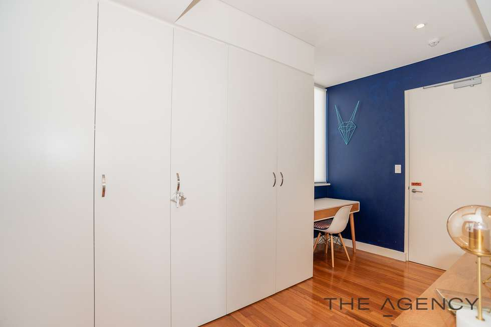 Third view of Homely apartment listing, 32/87 Bulwer Street, Perth WA 6000
