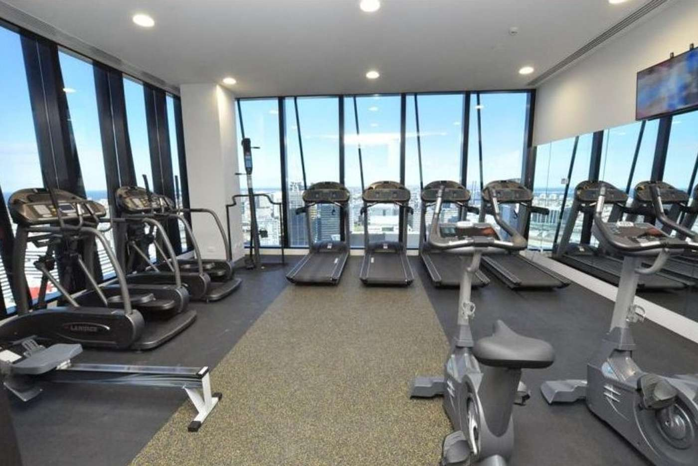 Seventh view of Homely apartment listing, 4210/568 Collins Street, Melbourne VIC 3000
