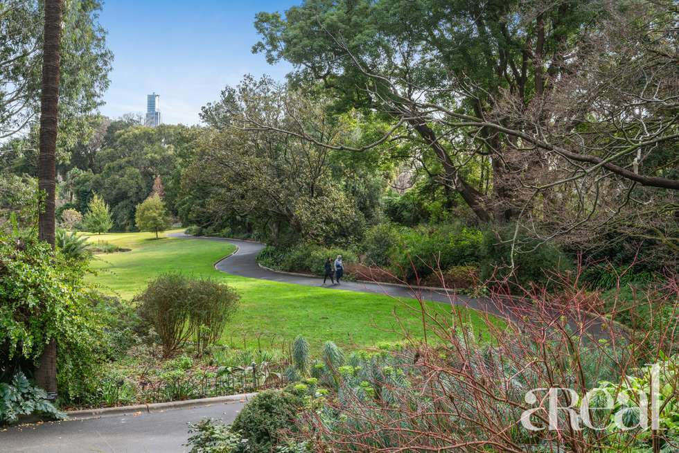 Second view of Homely apartment listing, 1914/3 Yarra Street, South Yarra VIC 3141