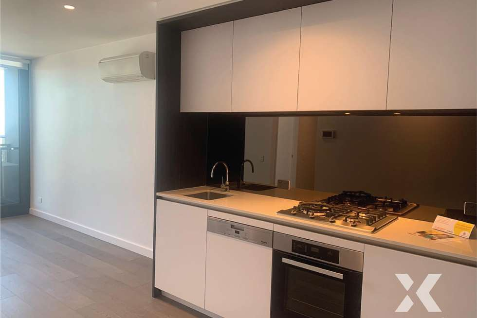 Third view of Homely apartment listing, 2811/628 Flinders Street, Docklands VIC 3008