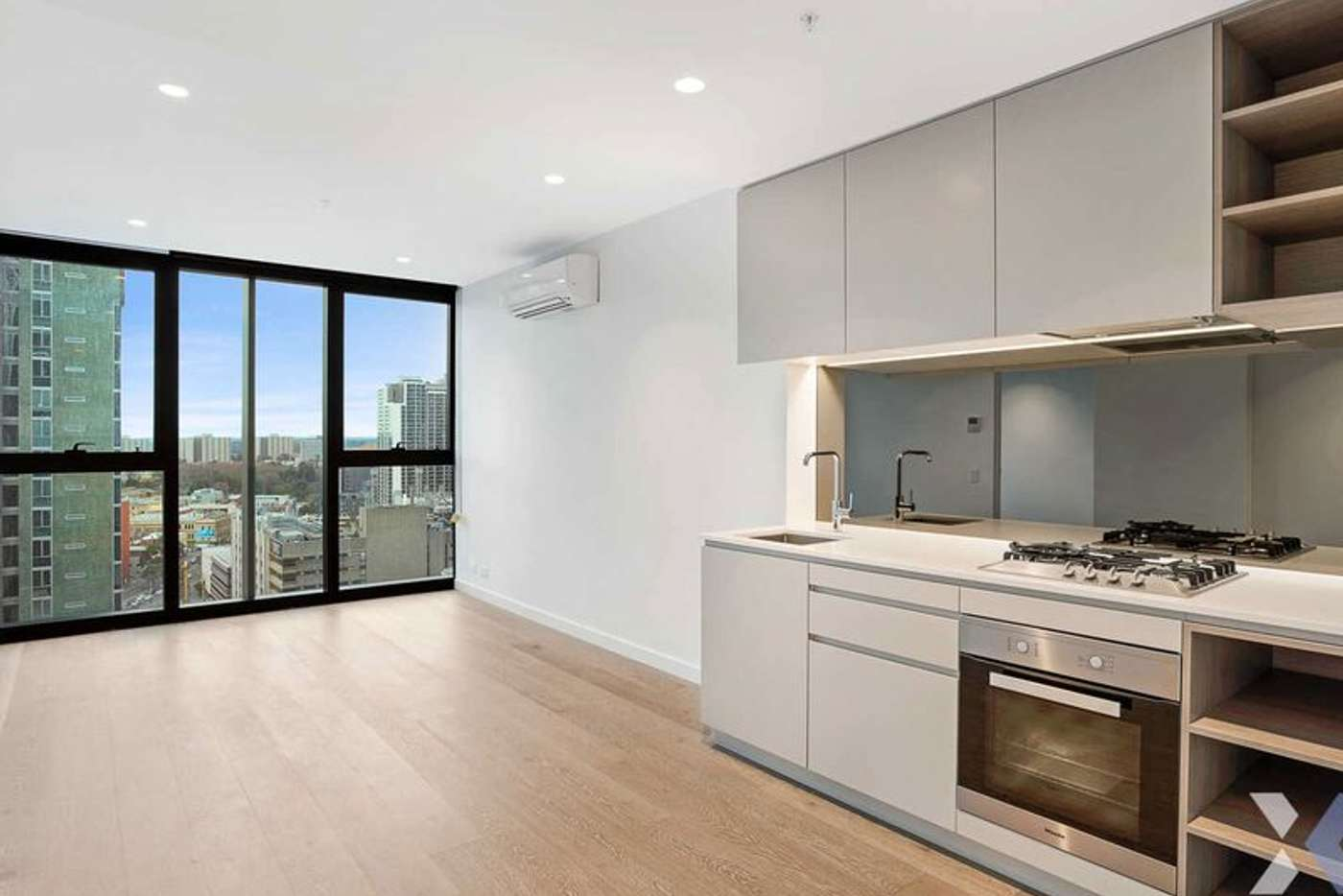 Main view of Homely apartment listing, 2203/462-473 Elizabeth Street, Melbourne VIC 3000
