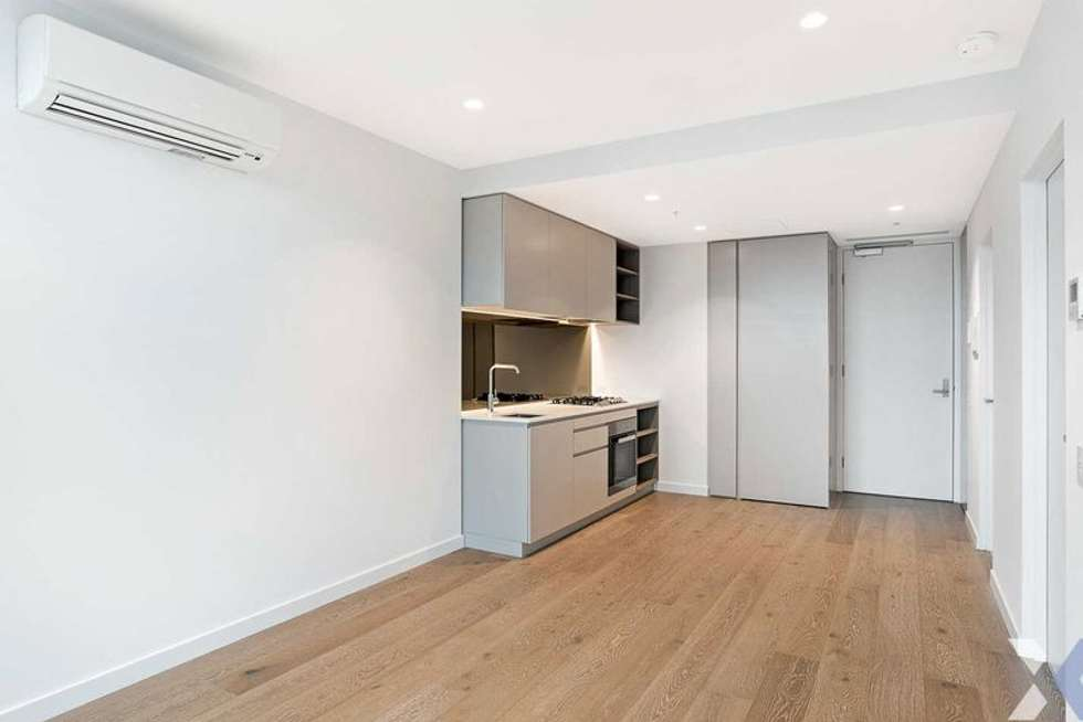 Second view of Homely apartment listing, 2203/462-473 Elizabeth Street, Melbourne VIC 3000