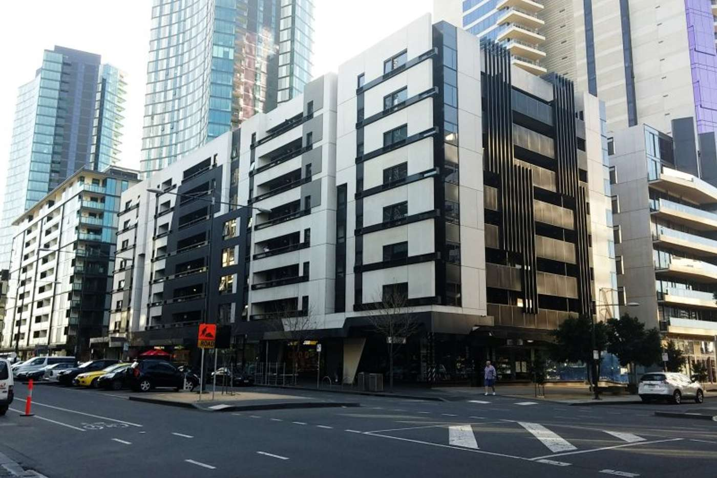 Sixth view of Homely apartment listing, 719/838 Bourke Street, Docklands VIC 3008