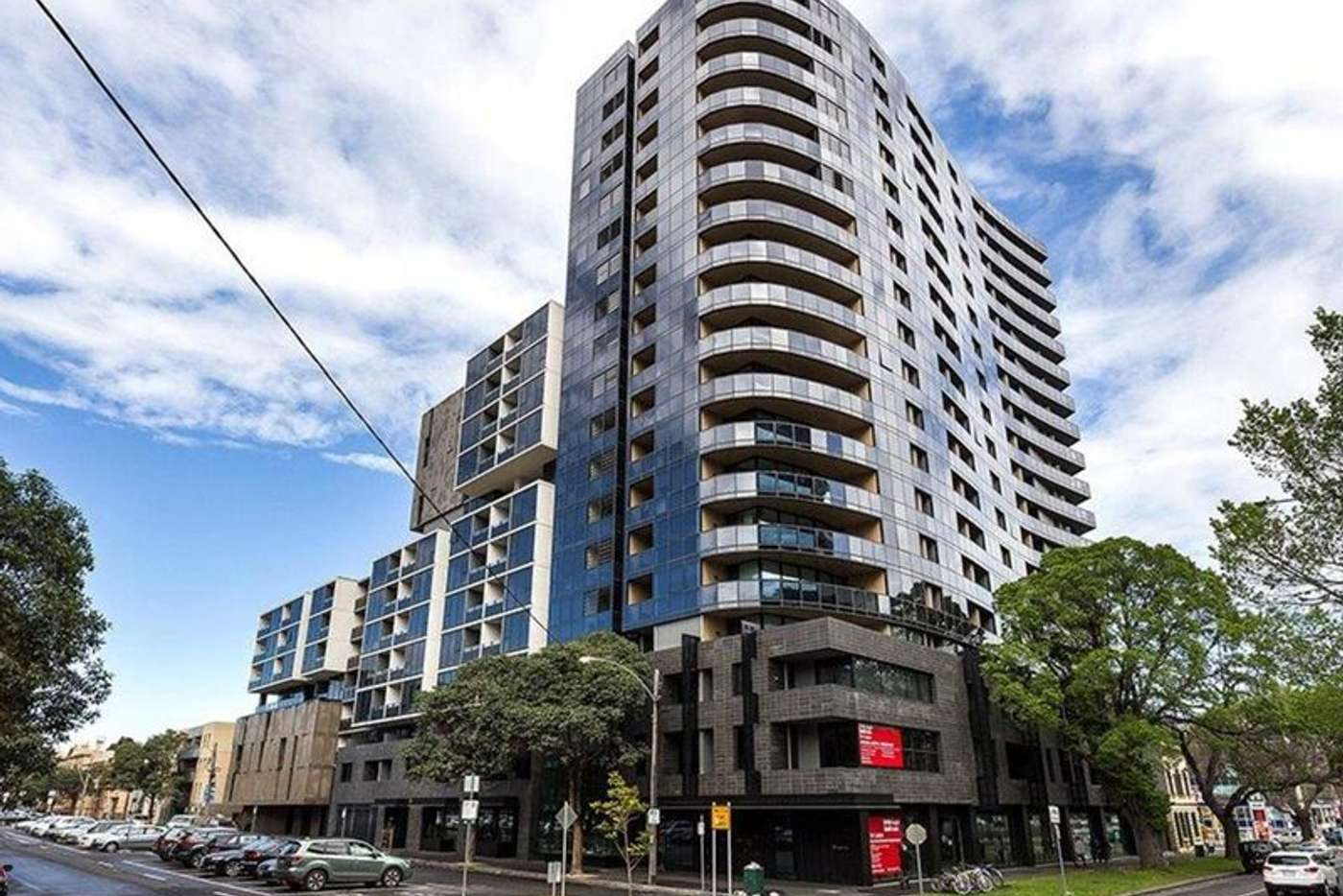 Main view of Homely apartment listing, 432/23 Blackwood Street, North Melbourne VIC 3051