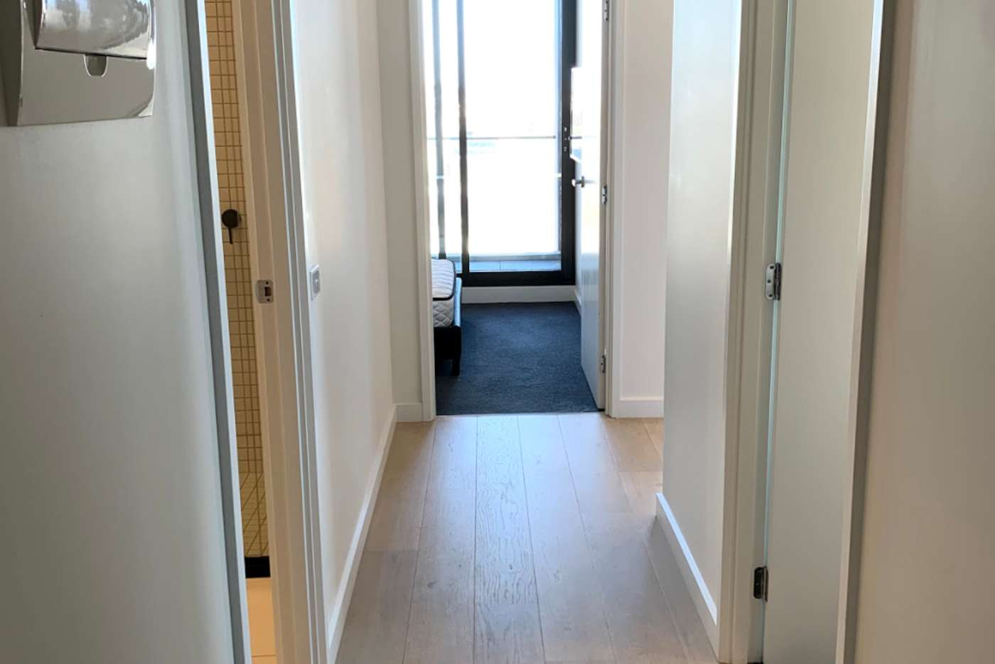 Sixth view of Homely apartment listing, 1304/63 Haig Street, Southbank VIC 3006