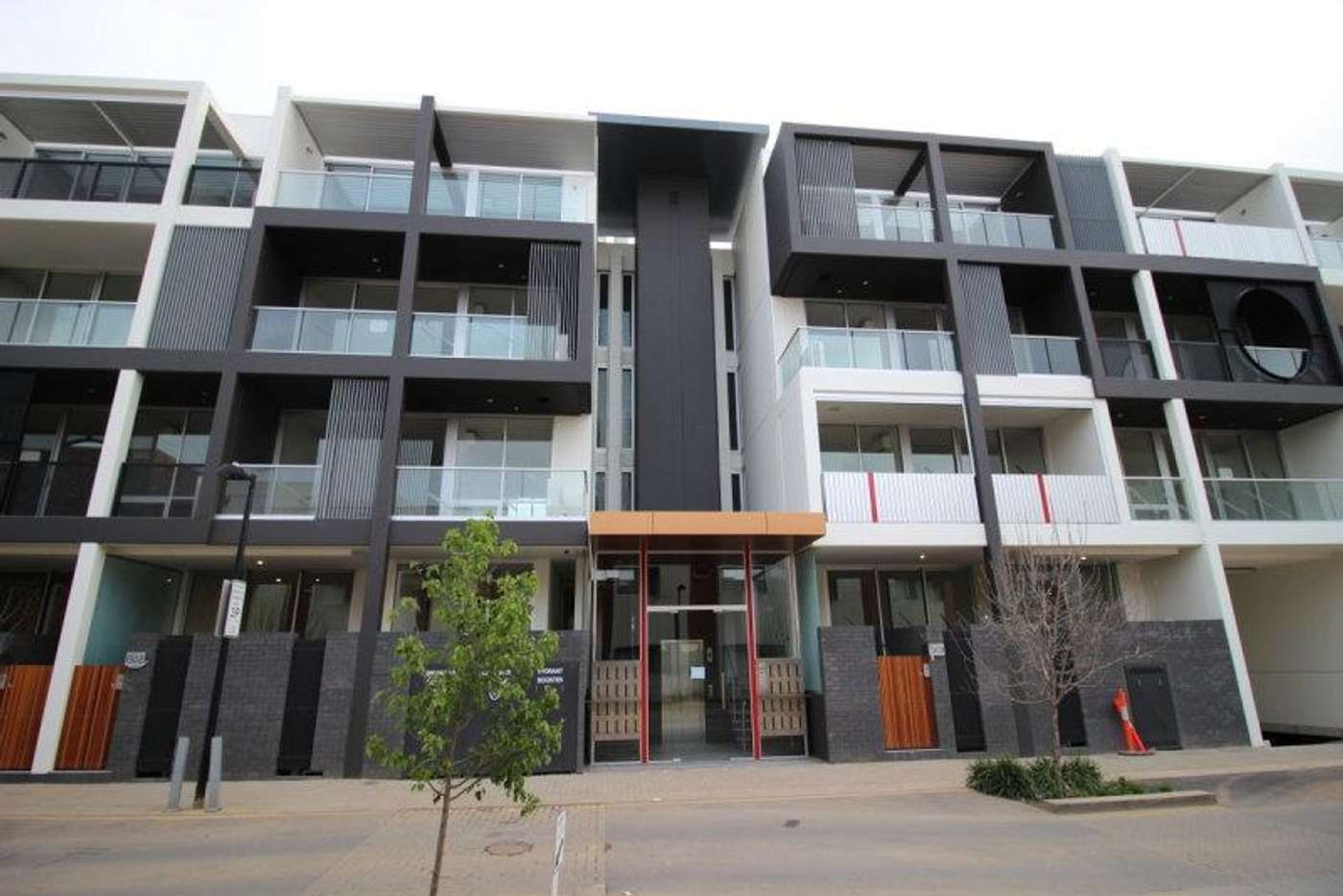 Main view of Homely apartment listing, Apartment 104/46 Sixth Street, Bowden SA 5007