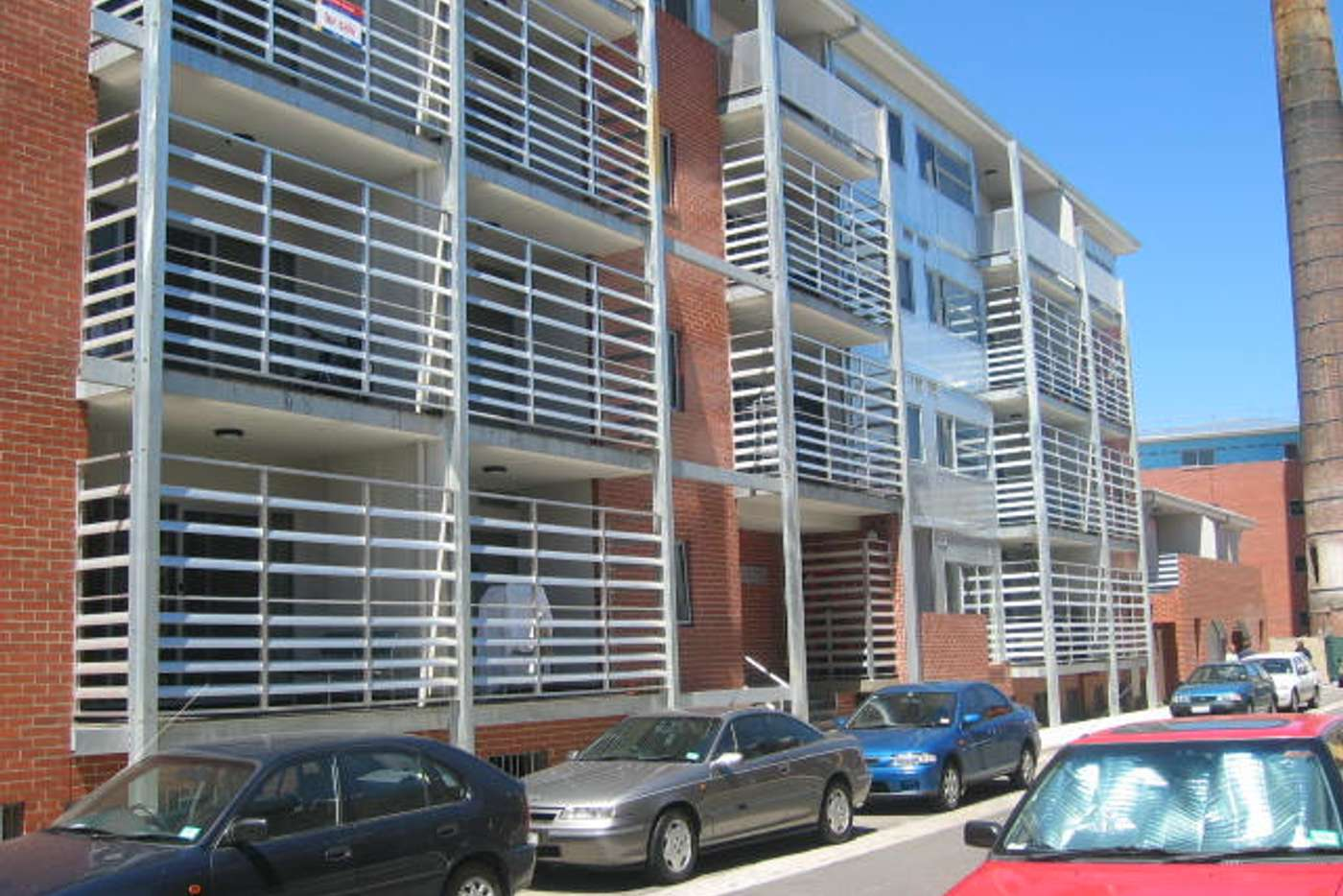 Main view of Homely apartment listing, 21/99 Brickworks Drive, Brunswick VIC 3056