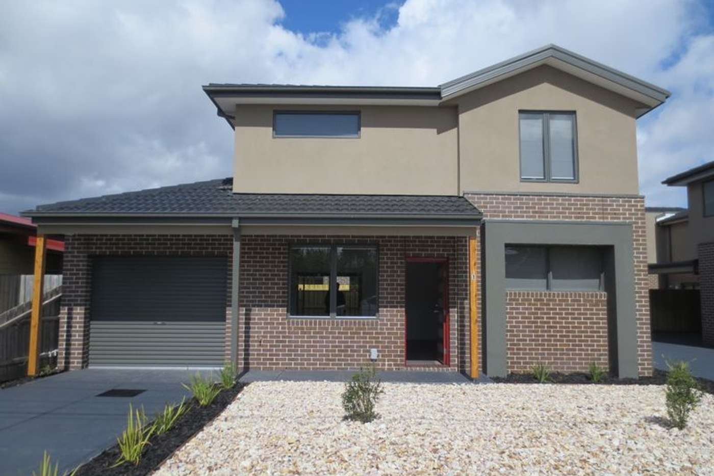 Main view of Homely townhouse listing, 1/85 View Street, Glenroy VIC 3046