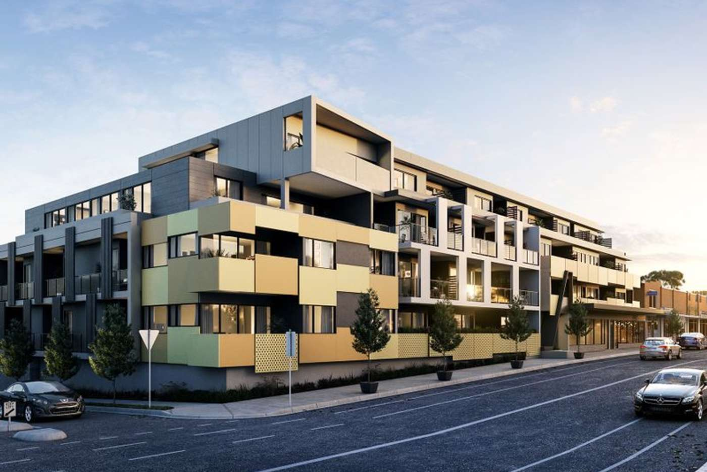 Main view of Homely apartment listing, 203/360 Moreland Road, Brunswick West VIC 3055