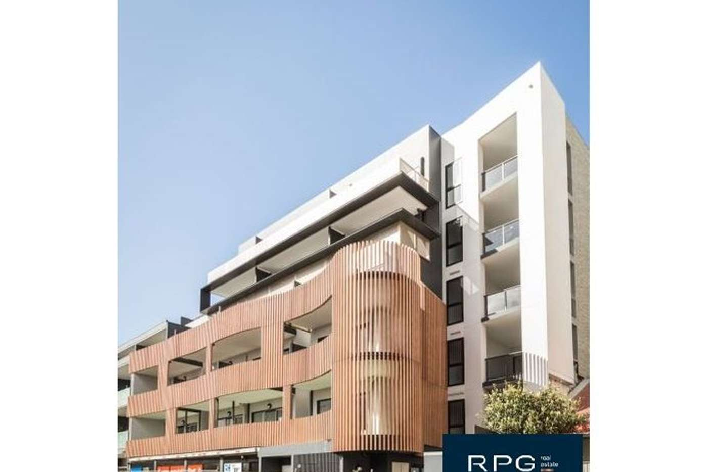Main view of Homely apartment listing, 312/4-8 Breese Street, Brunswick VIC 3056