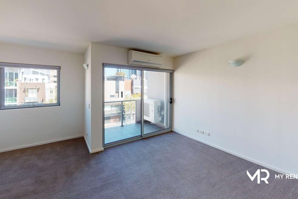 Second view of Homely apartment listing, 21/50 Rosslyn Street, West Melbourne VIC 3003