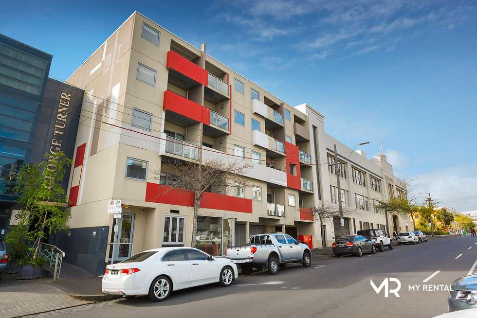 Fourth view of Homely apartment listing, 21/50 Rosslyn Street, West Melbourne VIC 3003