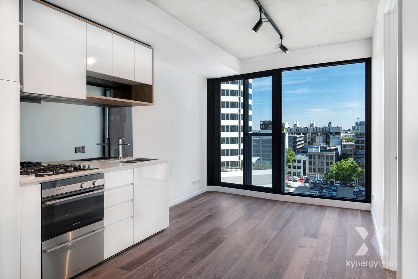 Main view of Homely apartment listing, 302/315 La Trobe Street, Melbourne VIC 3000