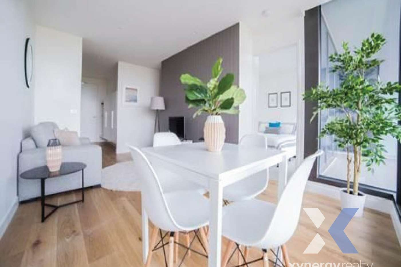 Main view of Homely apartment listing, 907/35 Albert Road, Melbourne VIC 3004